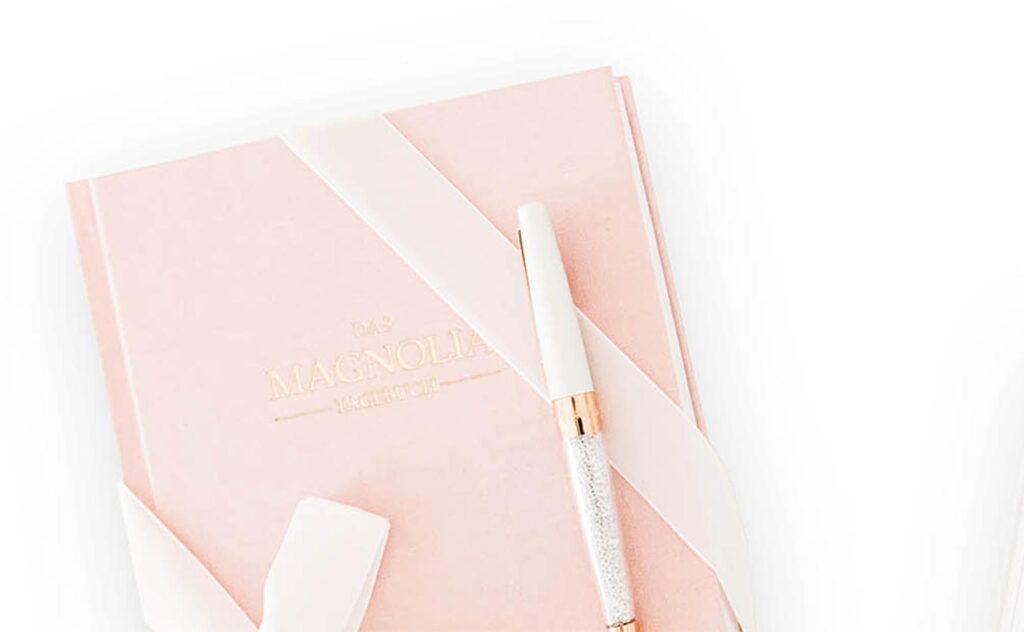 5 gründe für das magnolia tagebuch
